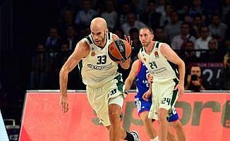 Euroleague'de 8. haftanın MVP'si Nick Calathes